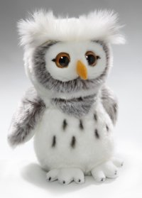 Schnee-Eule ca.20 cm