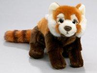 Katzenbär, Roter Panda 37cm mit Schwanz