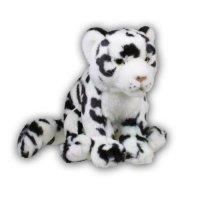 WWF Plüschtier Schneeleopard [soft] 19 cm