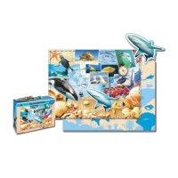 WWF Kinderpuzzle Meerestiere (48 Teile)