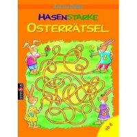 Hasenstarke Osterrätsel. Mit Lösungskontrolle