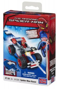 MEGABRAND: SPIDEMAN RACERS
