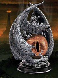 Herr der Ringe Statue Die Wut des Hexenkönigs 20 cm