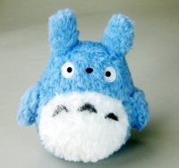 Studio Ghibli Plüschfigur Fluffy Medium Totoro 14 cm