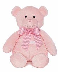 Teddy Baby Bär rosa 24cm