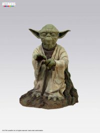 Star Wars Episode V Elite Collection Statue Yoda on Dagobah 23 cm-Limitiert