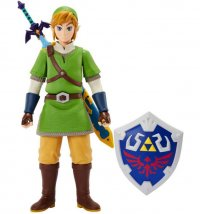 The Legend of Zelda Skyward Sword Deluxe Big Figs Actionfigur Link 50 cm