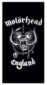 Motörhead Handtuch Logo 150 x 75 cm