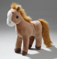 Pferd stehend 16cm lang ca. 16cm hoch.