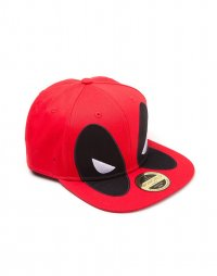 Deadpool Snapback Big Face