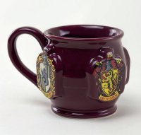 Harry Potter 3D Tasse Crests