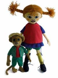 Pippi und Herr Nilsson, Puppenset