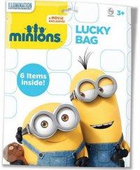 5 Stk. Überraschungstüten Lucky Bags Minions