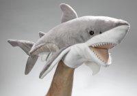 Handpuppe Haifisch ca. 50 cm