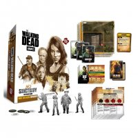 Walking Dead Brettspiel-Erweiterung No Sanctuary: What Lies Ahead *Englische Version*