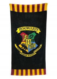 Harry Potter Handtuch Hogwarts 150 x 75 cm