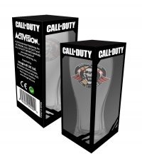 Call of Duty Weissbier Glas