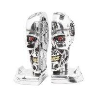 Terminator 2 Buchstützen Head
