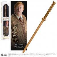 Harry Potter PVC Zauberstab-Replik Arthur Weasley 30 cm