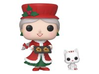 Funko Christmas Village POP! Holiday Vinyl Figur Mrs. Claus 9 cm