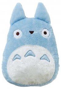 Mein Nachbar Totoro Plüschkissen Blue Totoro 33 x 29 cm