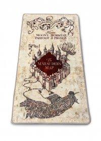 Harry Potter Teppich Marauders Map 76 x 133 cm