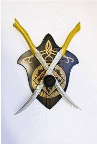 Herr der Ringe Replik 1/1 Legolas' Kampfmesser
