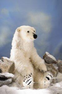 Kösener-Eisbär, Mohair, limitiert
