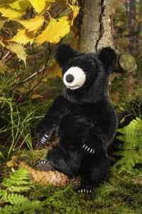 Kösener-Schwarzbär, klein, limitiert