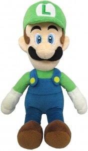 Super Mario Plüschfigur Luigi 30 cm