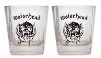 Motorhead Whisky Gläser 2er-Pack
