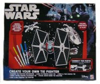 Star Wars Roque Create your own Tie Fighter