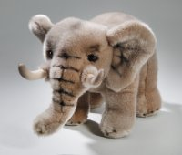 Elefant stehend 25 cm