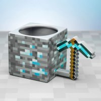 Minecraft Tasse Pickaxe