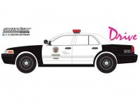 Drive (2011) Diecast Modell 1/24 2001 Ford Crown Victoria Police Interceptor LAPD