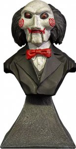 Saw Mini Büste Billy Puppet 15 cm