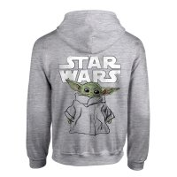 Star Wars The Mandalorian Kapuzenpullover Child Sketch