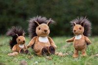Plüsch Eichhörnchen
