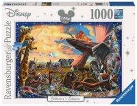 Disney Collector´s Edition Puzzle Der König der Löwen (1000 Teile)