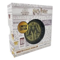 Harry Potter Medaille Ministry of Magic Limited Edition
