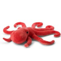 Plüschtier Oktopus [liegend] 150 cm
