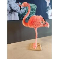Plüschtier Flamingo[stehend 110 cm