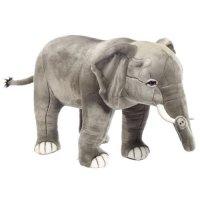 Plüschtier Elefant [stehend] 75 cm