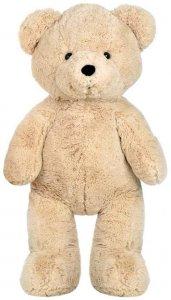 Teddykompaniet Teddybär Holger Jr beige 100 cm