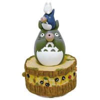 Mein Nachbar Totoro Spieluhr Totoro's Band 21 cm