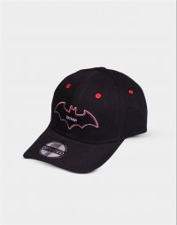 Batman Baseball Cap Black & Red