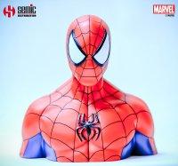 Marvel Comics Spardose Spider-Man 17 cm