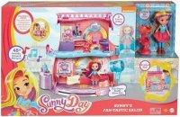 Mattel Sunny Day Sunny's Fan-Tastic Salon mit Puppe 18 teilig
