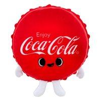 Coca-Cola Plüschfigur Coca-Cola Bottle Cap 18 cm