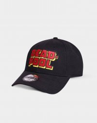 Deadpool Baseball Cap Big Letters